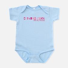 I Think Pink Women Infant Bodysuit
