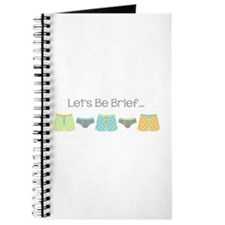 Let's Be Brief Journal
