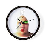 Bald Clock