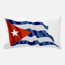 Cuba Flag Pillow Case