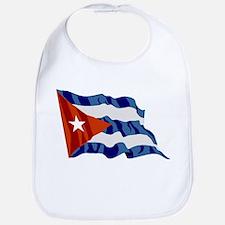Cuba Flag Bib