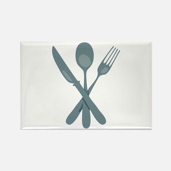 Dinner Utensils Magnets
