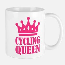 Cycling queen champion Mug