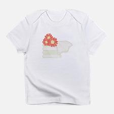 Floral Towels Infant T-Shirt
