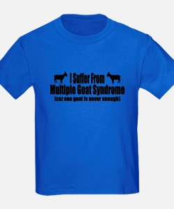 Multiple Goat Syndrome T