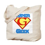Super Geek Tote Bag