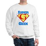 Super Geek Sweatshirt