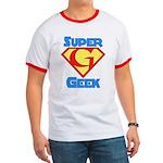 Super Geek Ringer T