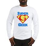 Super Geek Long Sleeve T-Shirt