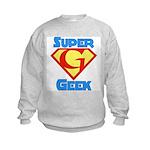 Super Geek Kids Sweatshirt