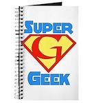 Super Geek Journal
