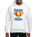 Super Geek Hooded Sweatshirt