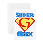 Super Geek Greeting Cards (Pk of 10)