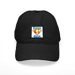 Super Geek Black Cap