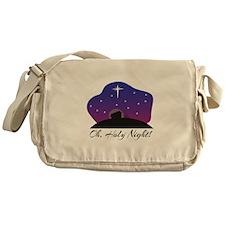 Holy Night Messenger Bag