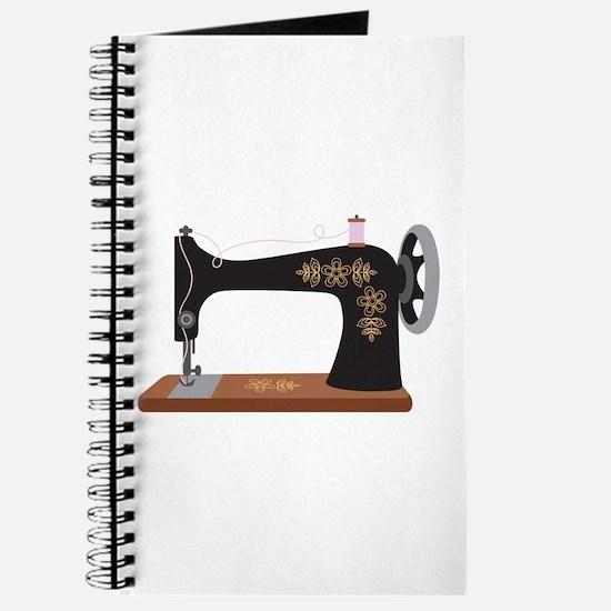 Sewing Machine 1 Journal