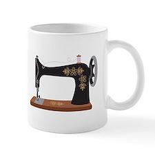Sewing Machine 1 Mugs