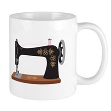 Sewing Machine 1 Mugs