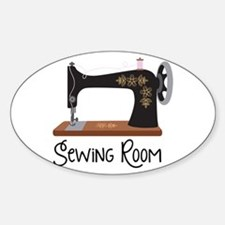 Sewing Room Decal