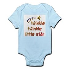 Funny Nursery rhymes Infant Bodysuit