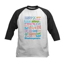 Eat Sleep Shakespeare Tee