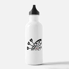 Darts dartboard Water Bottle
