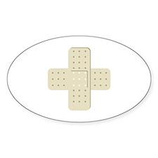 Bandaid Bandages Decal