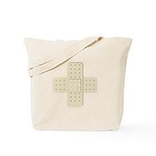 Bandaid Bandages Tote Bag