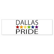 Dallas Pride Bumper Bumper Sticker