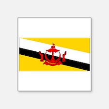 Brunei Flag Sticker