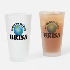 World's Sexiest Brisa Drinking Glass