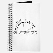 Unique Senior pet Journal