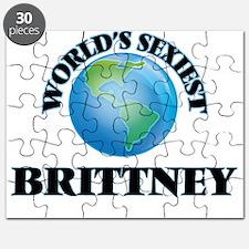 World's Sexiest Brittney Puzzle