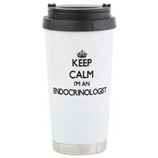 Keep calm I'm an Endocr Travel Mug