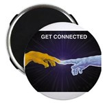 Get Connected Magnet