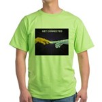 Get Connected Green T-Shirt