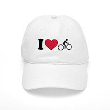 I love cycling bike Baseball Cap