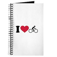 I love cycling bike Journal