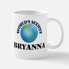 World's Sexiest Bryanna Mugs