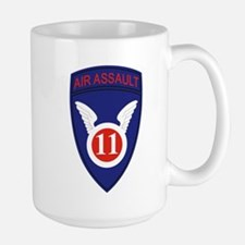 11th Air Assault Div Mugs