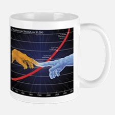 Exponential Growth Mug