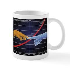 Exponential Growth Mug