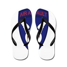 11th Air Assault Div Flip Flops