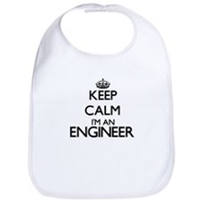 Keep calm I'm an Engineer Bib