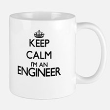 Keep calm I'm an Engineer Mugs