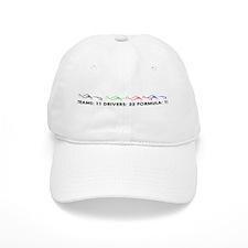 F1 GRID Baseball Cap