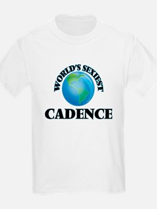 World's Sexiest Cadence T-Shirt