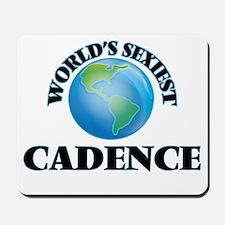 World's Sexiest Cadence Mousepad