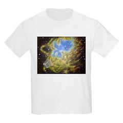 Toaster Passes Nebula Kids T-Shirt
