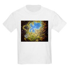 Toaster Passes Nebula Kids T-Shirt